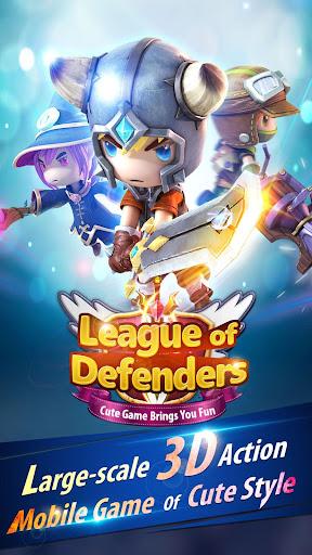 League of Defenders