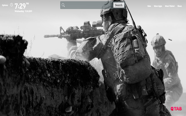 Military Wallpapers New Tab Theme