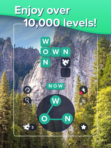 Puzzlescapes: Relaxing Word Puzzle & Spelling Game filehippodl screenshot 11