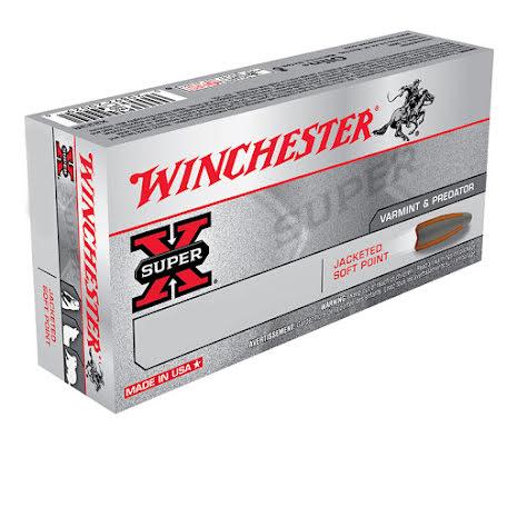 Winchester .223 WSSM 55gr PSP