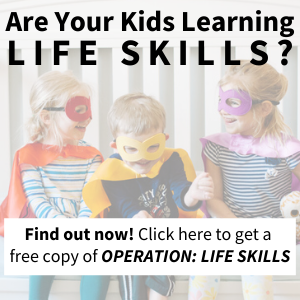 Click here to get a FREE copy of OPERATION: LIFE SKILLS