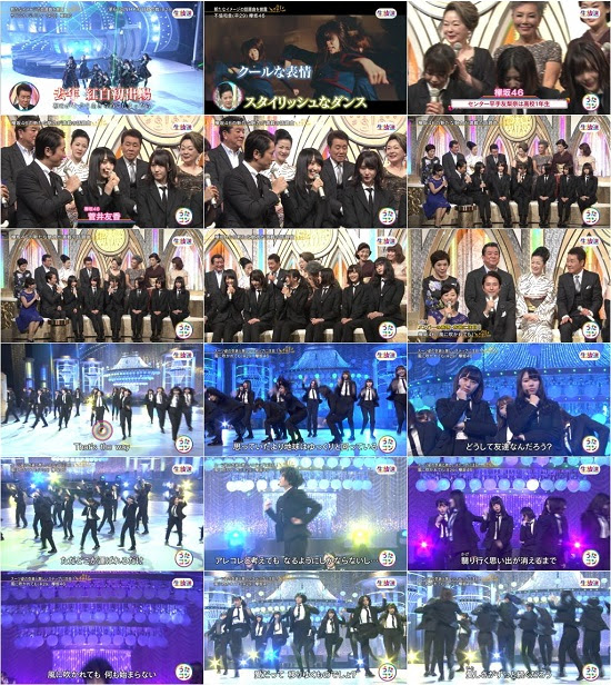 (TV-Music)(1080i) 欅坂46 Part – Utacon 171024
