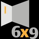 6x9 icon
