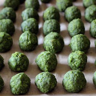 Chocolate Covered Pistachio Cake Balls + Pops.