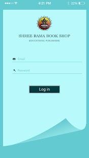 Shree Rama Book Shop User - náhled