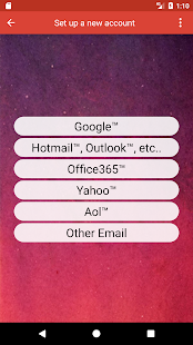 Multi Email App for Android
