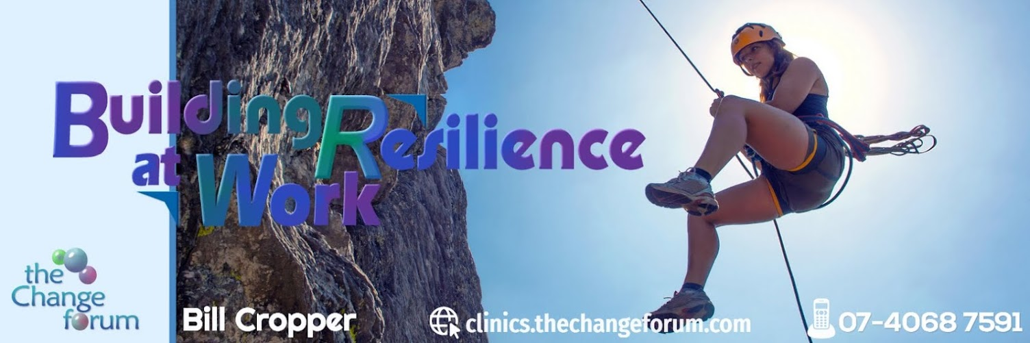Building Resilience at Work ONLINE