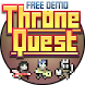 Throne Quest FREE DEMO RPG - Androidアプリ