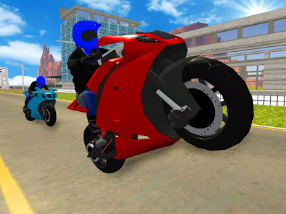 3D Moto bike Racing - Drag Racing Game for PC-Windows 7,8,10 and Mac apk screenshot 10