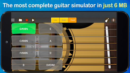 Guitar Solo HD 2.7.5 screenshots 1