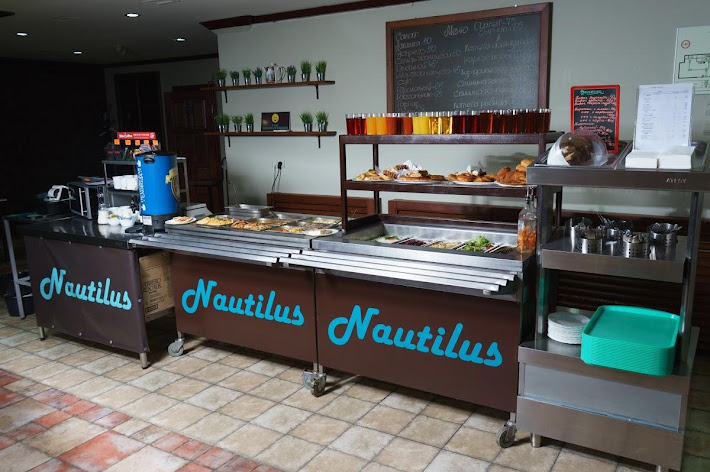 Фото №4 зала Nautilus