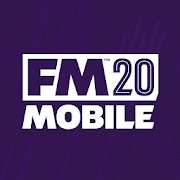 Logo Football Manager 2020 Mobile