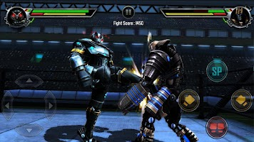 Screenshot of Real Steel