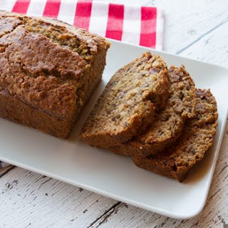 Moist Date Nut Loaf Recipe