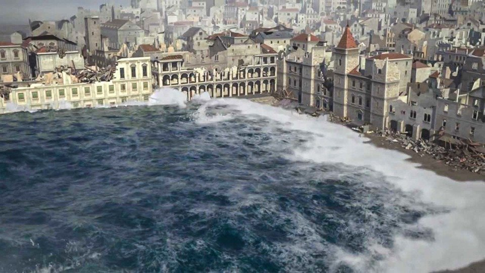Perfect Storm: Disasters That Changed The World