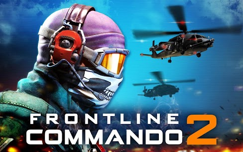 Frontline Commando Mod APK + OBB Download (Unlimited Everything) 3