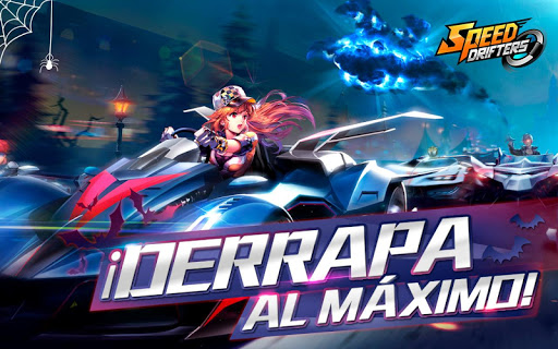 Garena Speed Drifters  captures d'u00e9cran 1