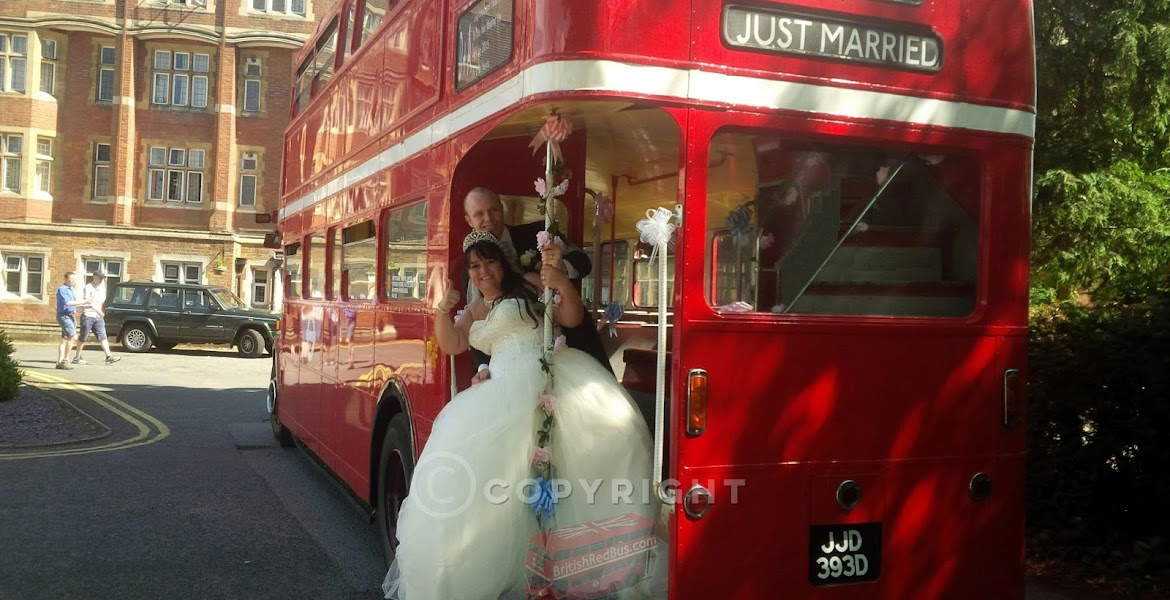 Wedding Routemaster Bus & Vintage Taxi Hire London Surrey Croydon