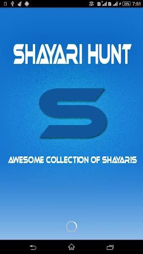 Shayari Hunt - Hindi Shayari's
