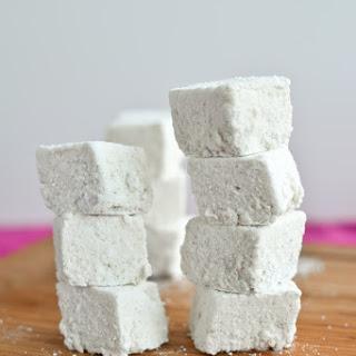 Homemade Vanilla Bean Marshmallows 45-50 marshmallows