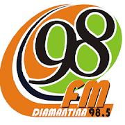 98 FM Diamantina