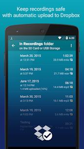 Hi-Q MP3 Voice Recorder Pro MOD (Paid) 2