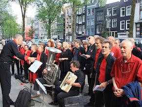 Photo: Het Amsterdams Smartlappenkoor