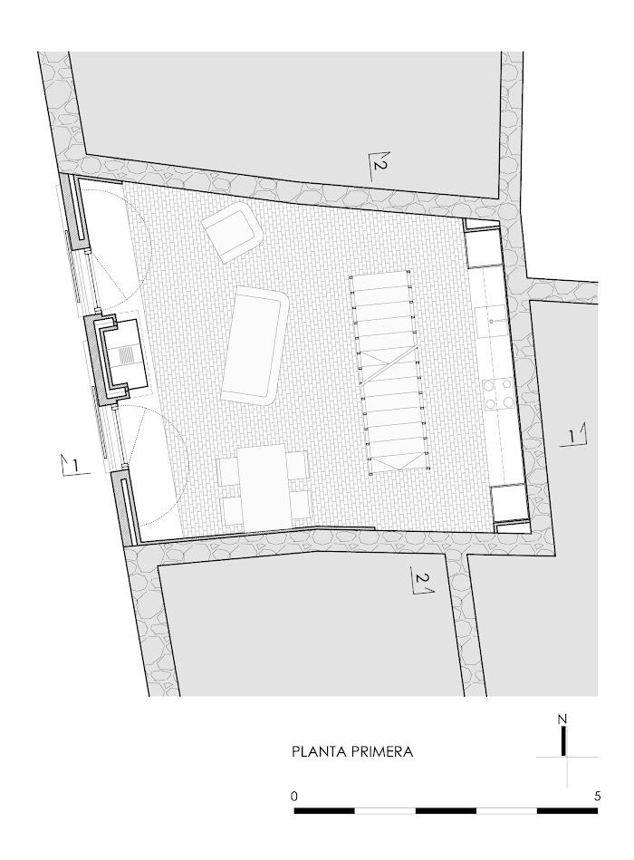 Vivienda en Priorat - M2arquitectura SCP
