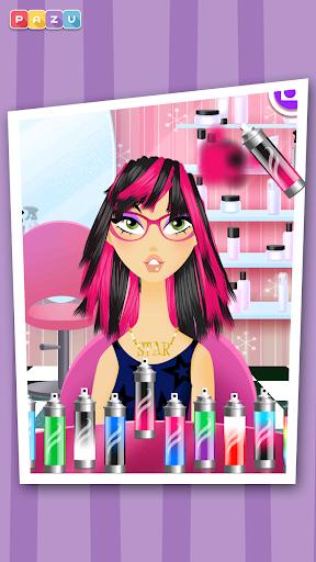 Girls Hair Salon 2.0 screenshots 8