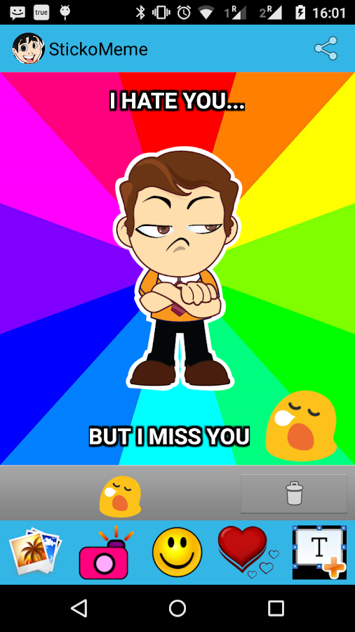Funny Love Meme Generator : Meme generator funny sticker android apps on google play