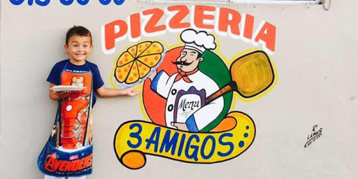 3 Amigos Pizzeria