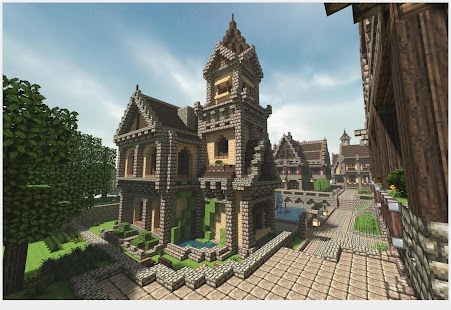 Easy Minecraft Castle Ideas - Android Apps on Google Play