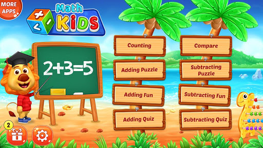 Math Kids - Add, Subtract, Count, and Learn 1.1.4 7