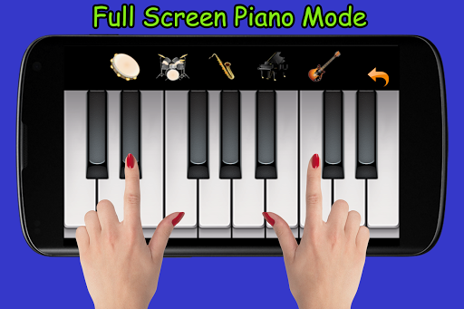 Blue Drum - Piano 1.3 screenshots 11