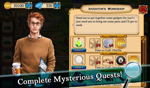 Mystery Society 2: Hidden Objects Games 1.32 screenshots 3