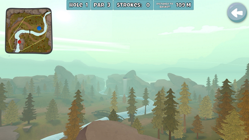 Disc Golf Valley 0.998 screenshots 3