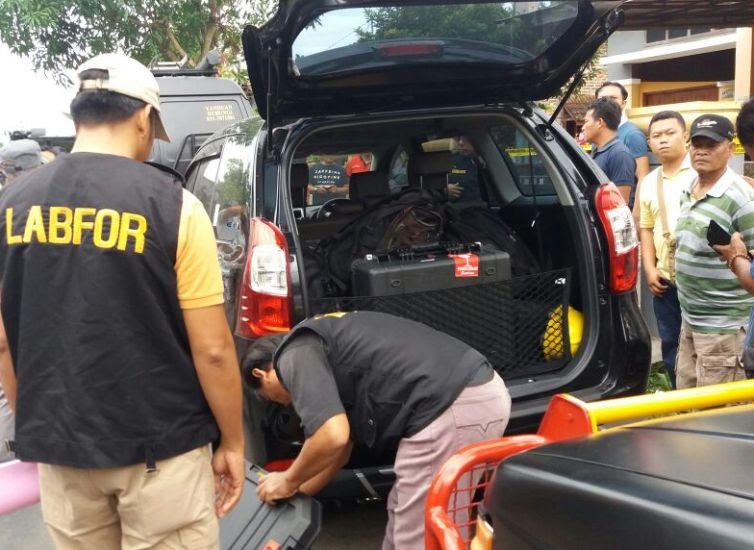 Diduga Terlibat Jaringan Teroris, Pemuda Ngawi Diamankan Tim Densus 88