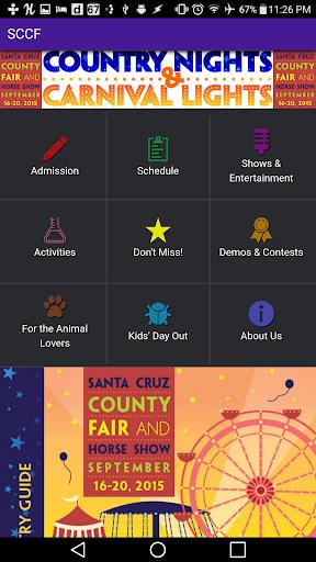 Santa Cruz County Fair 2