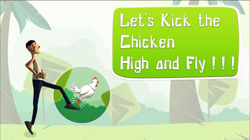 Finger Lickin Chicken Kickin