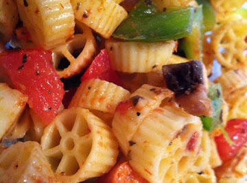 Pizza Pasta Salad Recipe