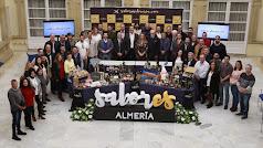 Presentación de la nueva feria 'Sabores Almería' en Diputación.