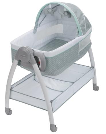 5. Graco Dream Suite Bed for preemie