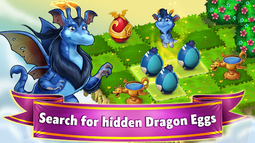 Dragon Land - Free Merge and Match Puzzle Game 0.36 screenshots 4