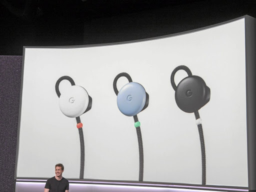 Google reveals its Pixel Buds.