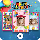 Birthday Photo Movie Maker