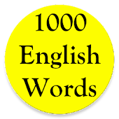 1000 English Words