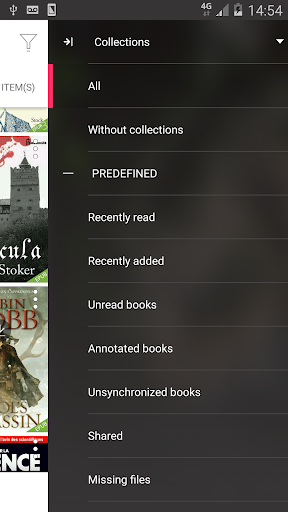 Bookari Epub PDF Ebook Lector para Android