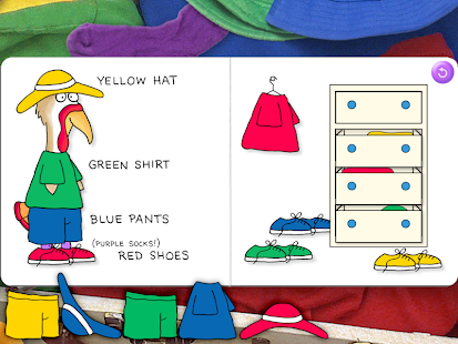 Blue Hat, Green Hat - Boynton- screenshot thumbnail
