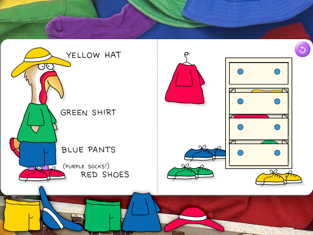 Blue Hat, Green Hat - Boynton- screenshot