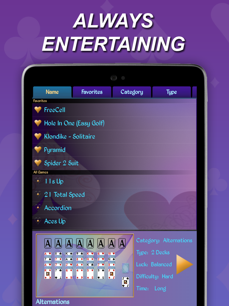 Solitaire MegaPack Screenshot 10